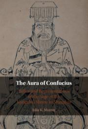 Book cover of the Aura of Confucius
